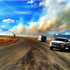 Wild Fire in Park County