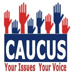 caucus your issues your voice