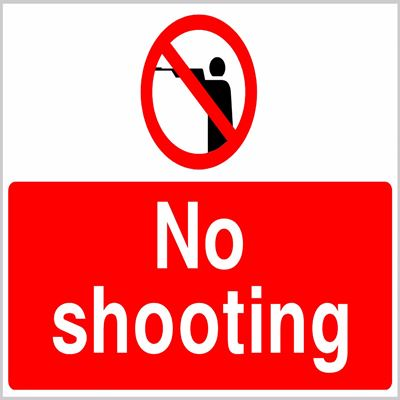 No Shooting