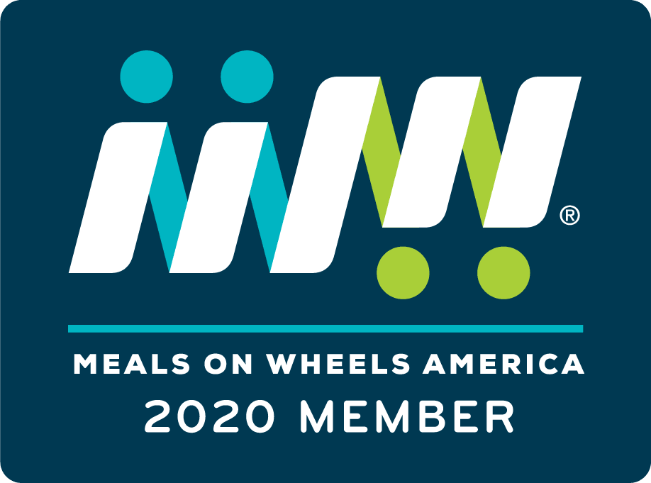 Meals on Wheels America 2020 member icon