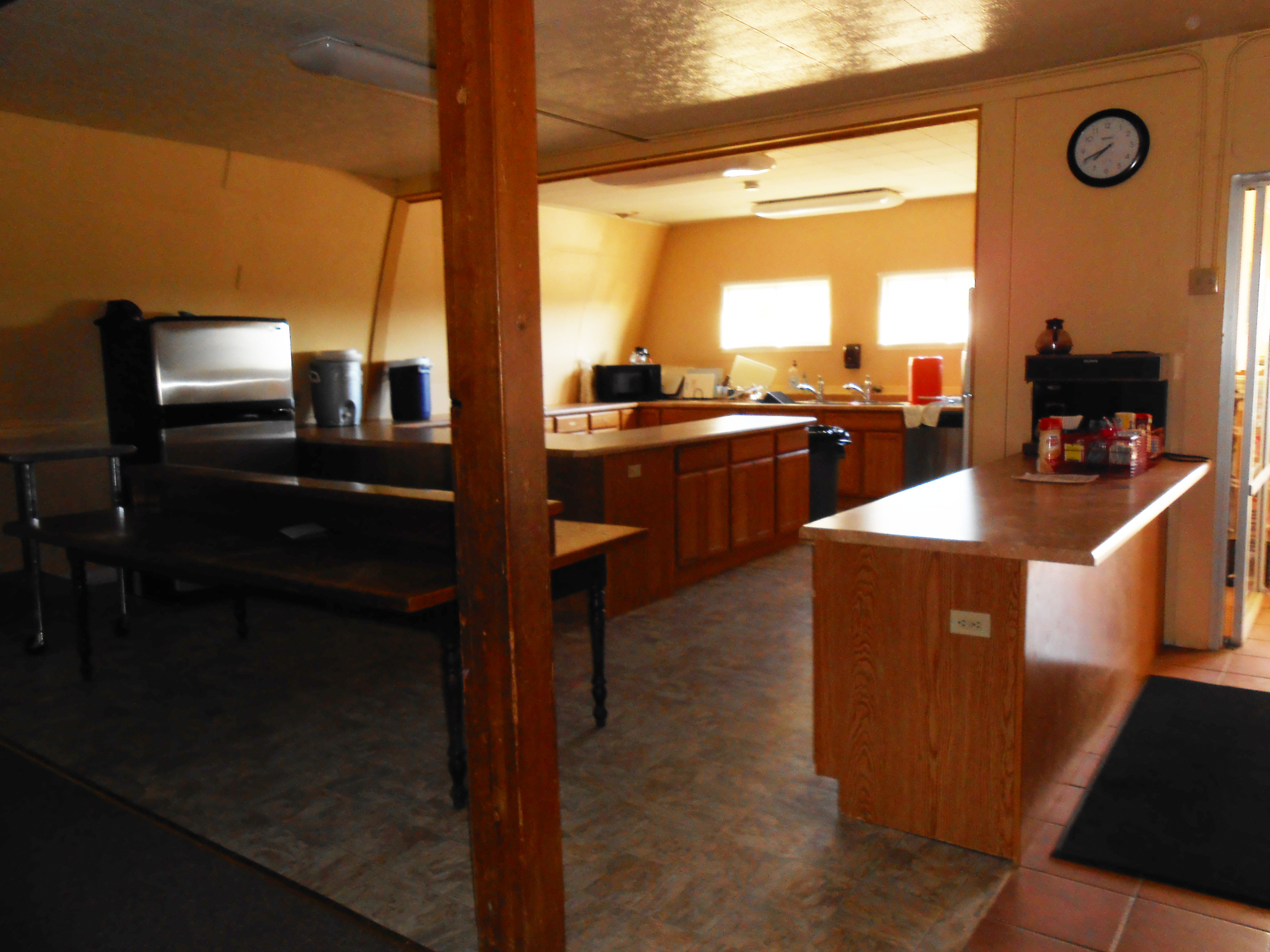 Fairplay Community Center - Kitchen Area